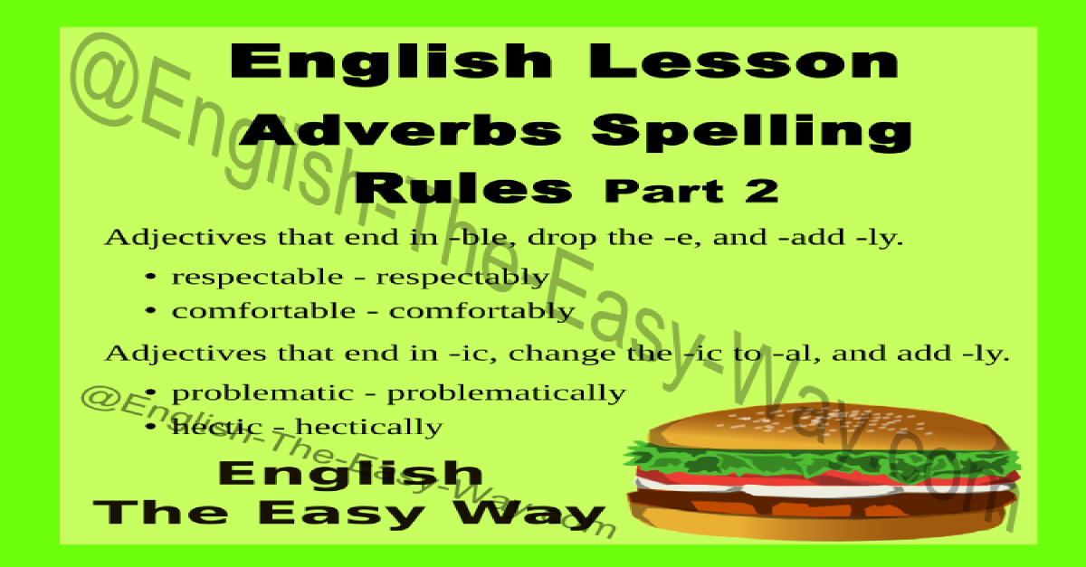 how to learn english spelling easy way