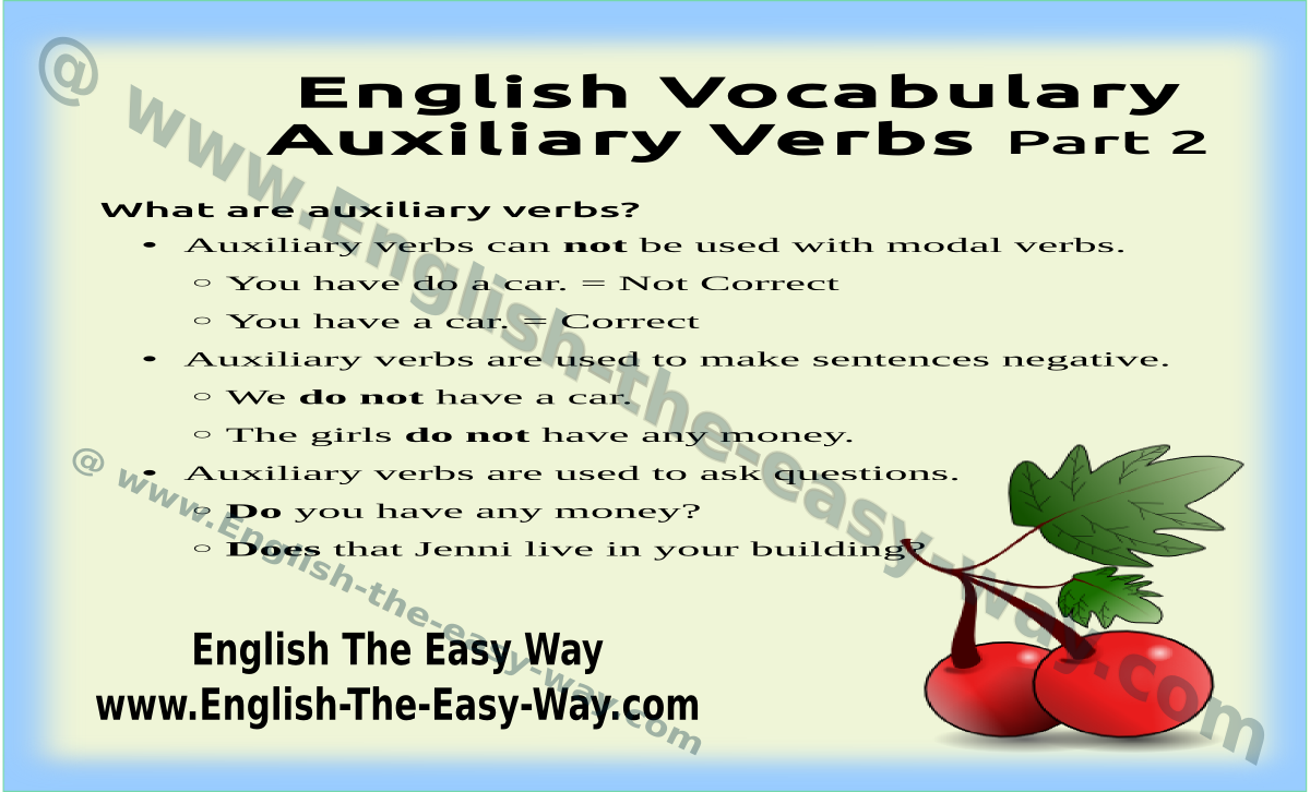 Auxiliary Verbs Usage - English Grammar printable worksheets, education, learning, and worksheets Auxiliary Verbs Worksheets 2 726 x 1200